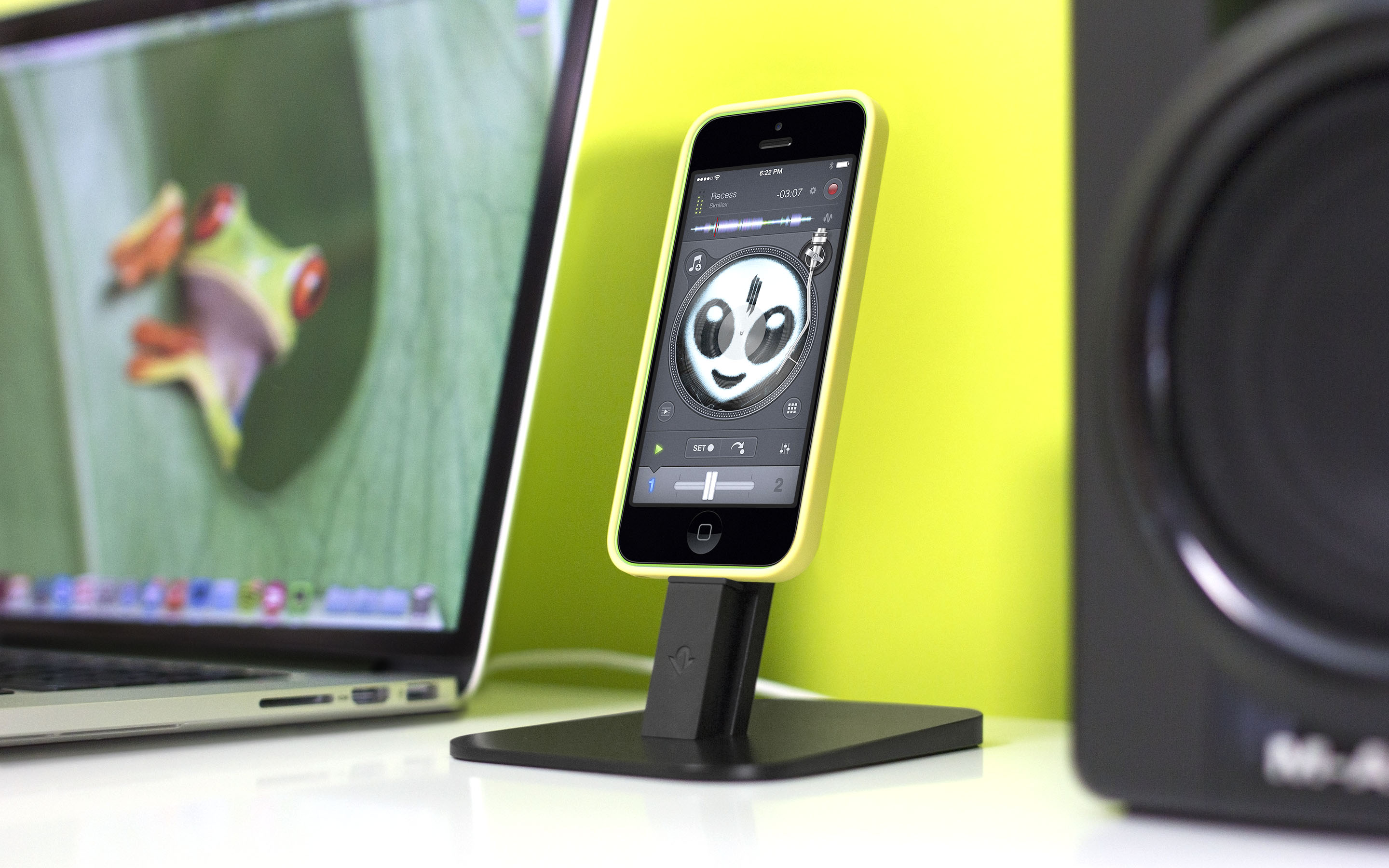 HiRise for iPhone 5 & iPad mini